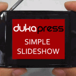 DukaPress Simple Slider